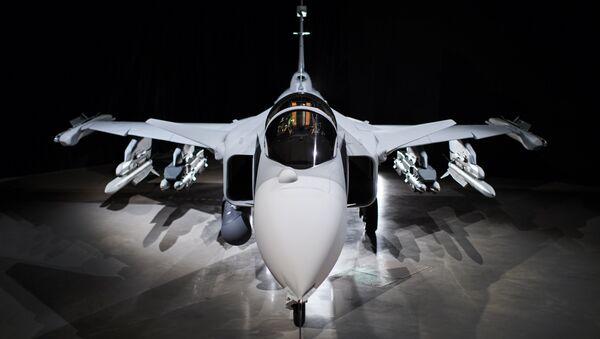 Saab Gripen E - Sputnik International