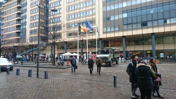 Brussels - Sputnik International