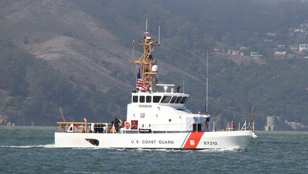 US Coast Guard - Sputnik International