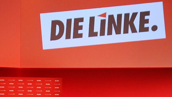 Party DIE LINKE - Sputnik International