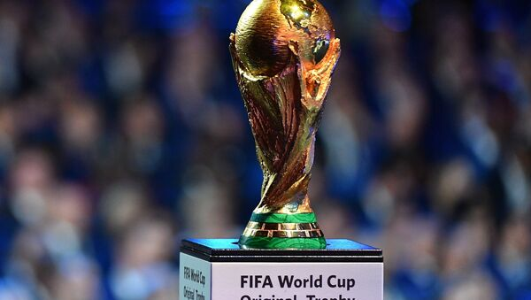 World Cup 2018 - Sputnik International