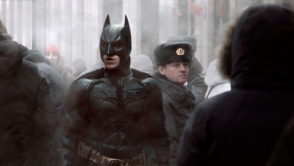 Welcome to USSR: Terminator, Jon Snow, Batman and Co Meet Soviet Reality - Sputnik International