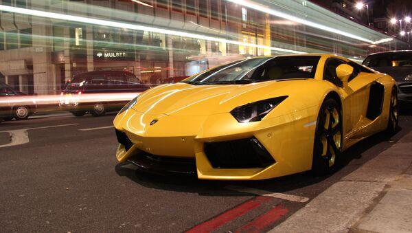 Lamborghini Aventador - Sputnik International