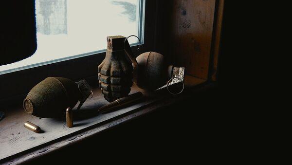 Hand grenades - Sputnik International