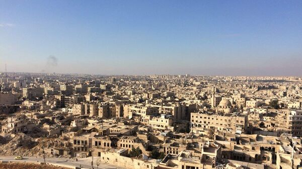 Aleppo view - Sputnik International