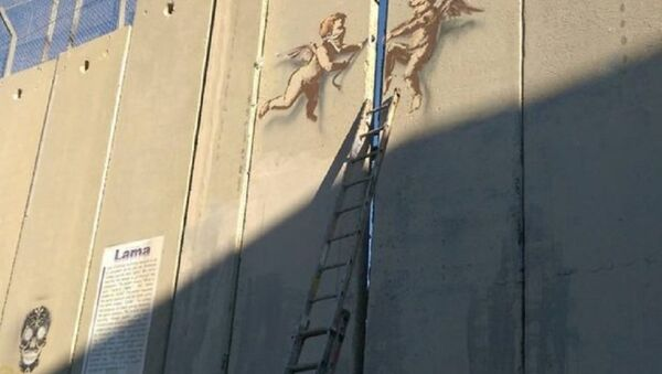"""Peace On Earth & """"Angels by Banksy - Sputnik International"""