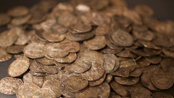 Viking coins - Sputnik International