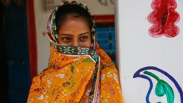 India woman - Sputnik International