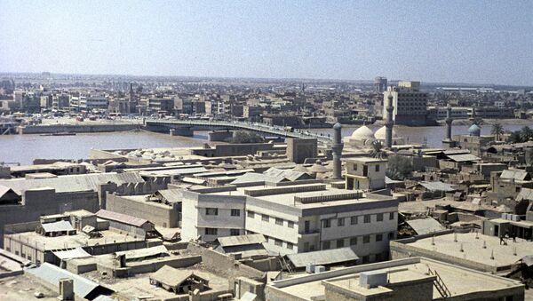 View of Baghdad,capital of Iraq. (File) - Sputnik International