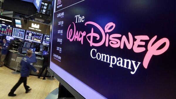 The Walt Disney Company logo - Sputnik International