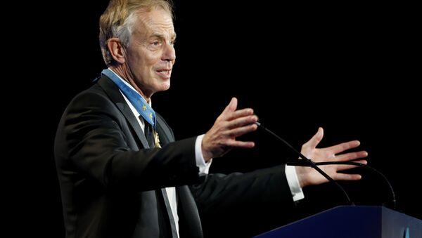 Former British Prime Minister Tony Blair (File) - Sputnik International