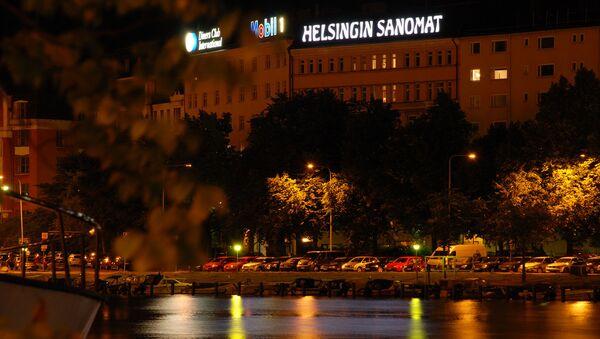 Helsingin Sanomat - Sputnik International