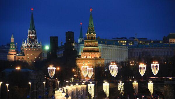 Moscow Kremlin - Sputnik International