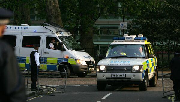 Police in  Sheffield - Sputnik International