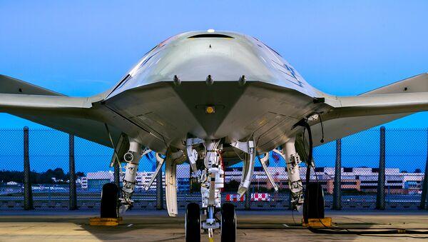 Boeing MQ-25A - Sputnik International