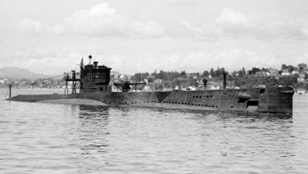USS S-28 - Sputnik International