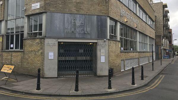 General view of the Mangle nightclub in Dalston, east London on Monday April 17, 2017 - Sputnik International