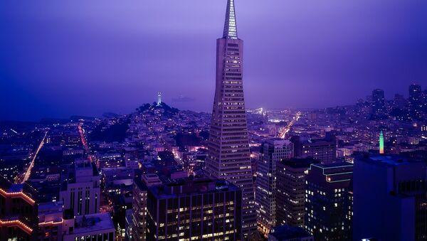 View of San Francisco - Sputnik International