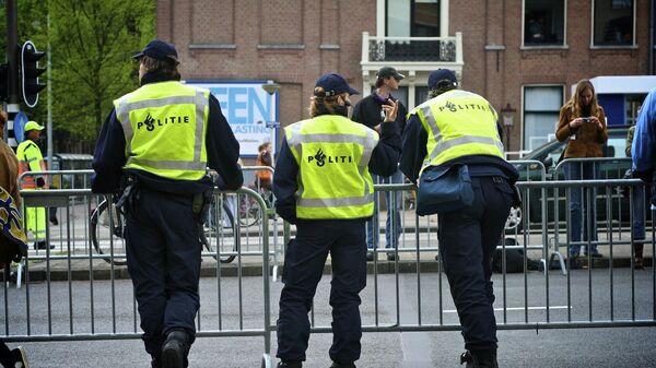 Dutch police - Sputnik International