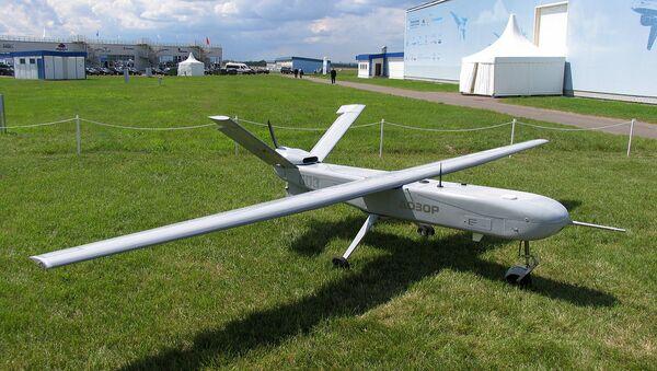 Dozor 100 UAV - Sputnik International