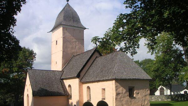 Yttergrans kyrka - Sputnik International