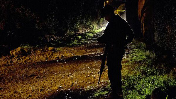 Colombian policeman (File) - Sputnik International