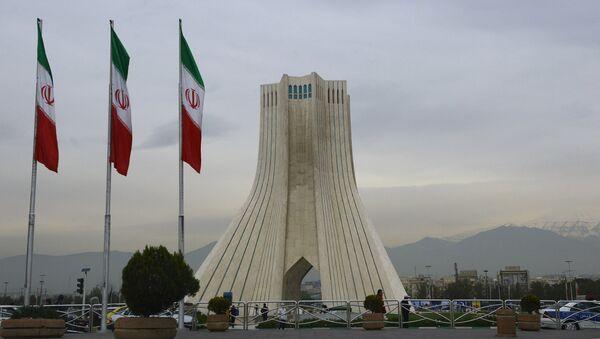 Azadi Tower on Tehran's Azadi Square - Sputnik International