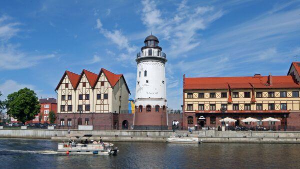 Kaliningrad - Sputnik International