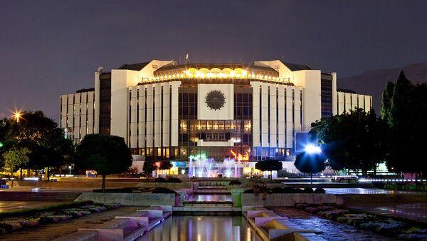 National Palace of Culture. Sofia, Bulgaria - Sputnik International