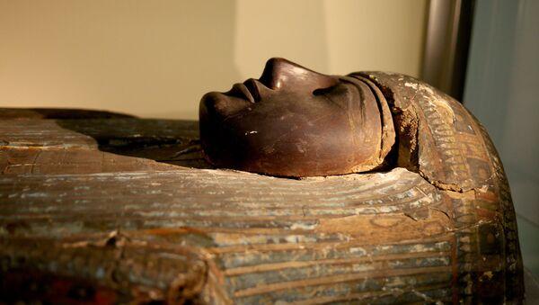 Egyptian mummy - Sputnik International