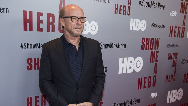 Paul Haggis attends a special screening of HBO's Show Me A Hero miniseries at The New York Times Center on Tuesday, Aug. 11, 2015, in New York. - Sputnik International