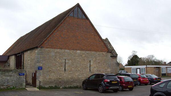 Christ Church Abingdon. (File) - Sputnik International