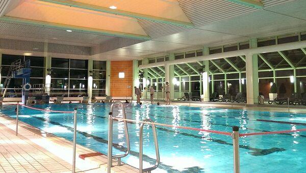 Swimming pool - Sputnik International