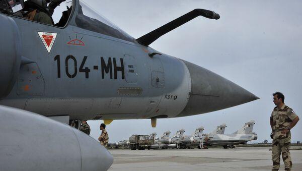 Qatari Mirage fighter jets. (File) - Sputnik International