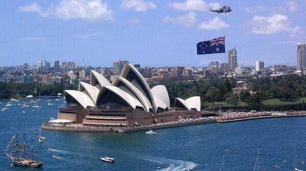 Australia Day, Sydney Harbour - Sputnik International