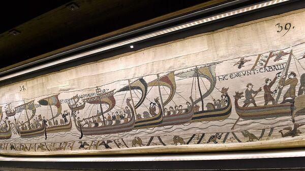 Bayeux tapestry - Sputnik International