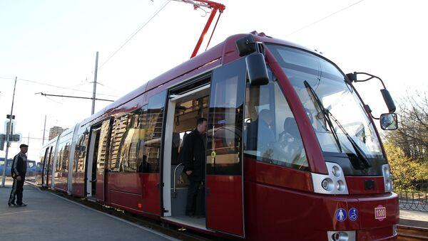 Tramway in Kazan. (File) - Sputnik International