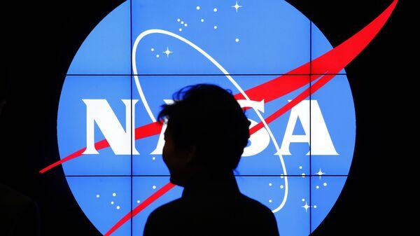 NASA logo - Sputnik International