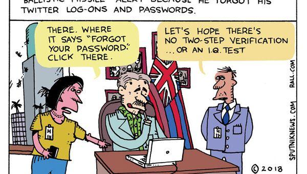 Password Pressure - Sputnik International