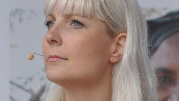Laura Huhtasaari - Sputnik International