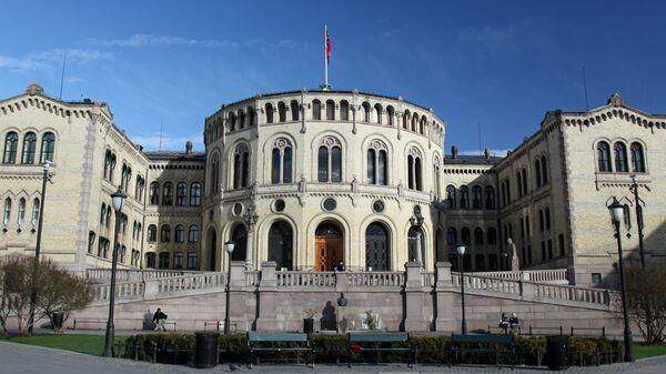 Norwegian Parliament - Sputnik International