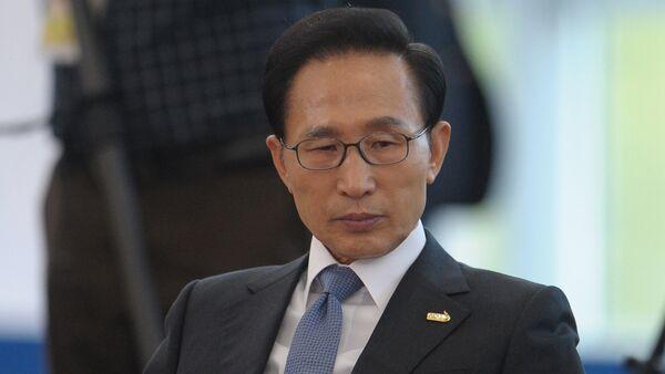 Lee Myung-bak. File photo - Sputnik International