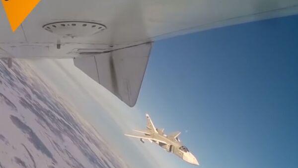 Air Arctic Drills - Sputnik International