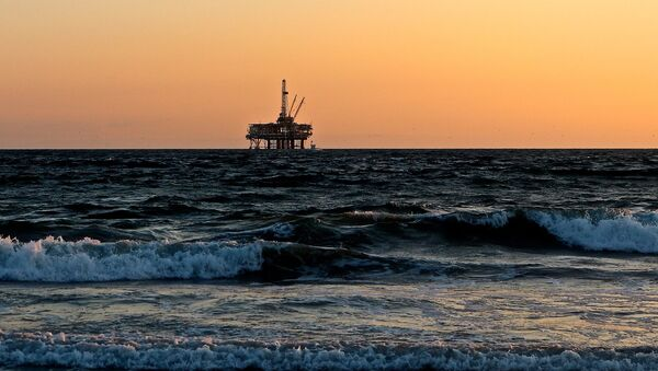 Offshore gas production - Sputnik International