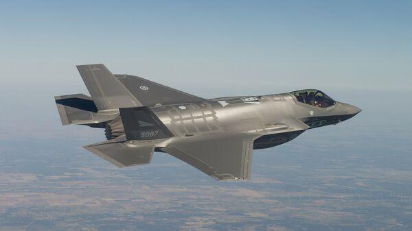 Norway's Air Force F-35 - Sputnik International