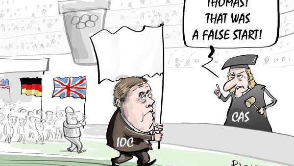 False Start - Sputnik International
