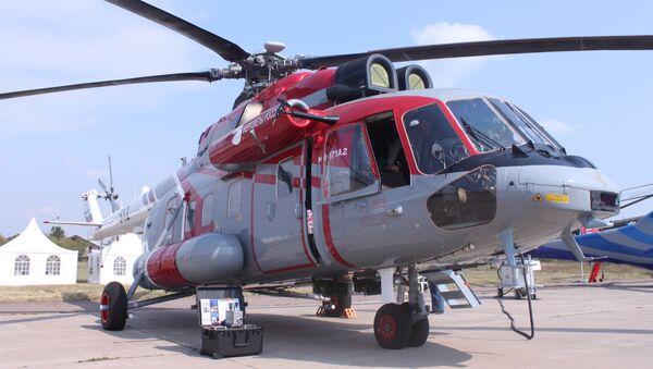 Mi-171A2 helicopter - Sputnik International