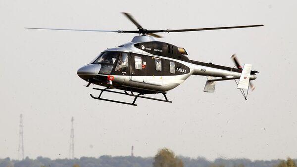 Ansat helicopter - Sputnik International
