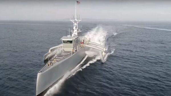 Sea Hunter - Sputnik International