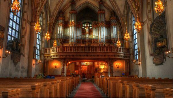 St. Clara Church, Stockholm - Sputnik International